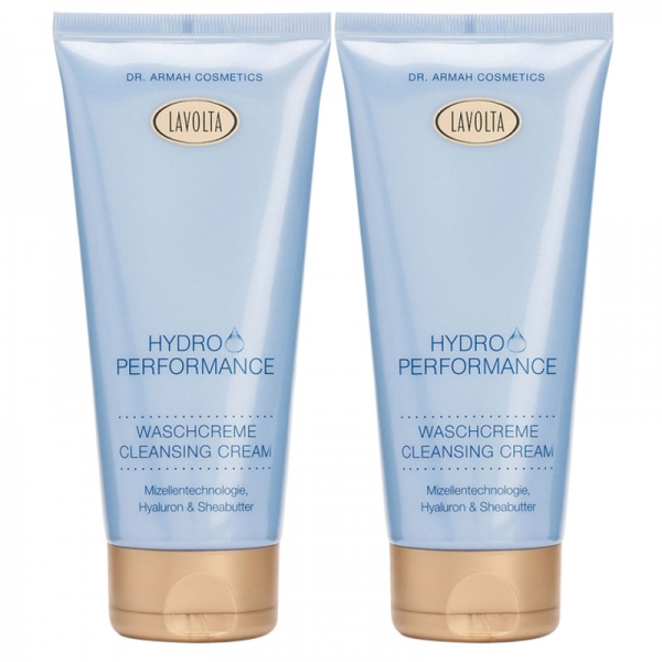 HydroPerformance Waschcreme Duo