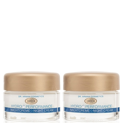 HydroPerformance Nachtcreme Duo