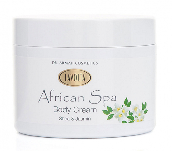 African Spa Body Cream Shéa & Jasmin