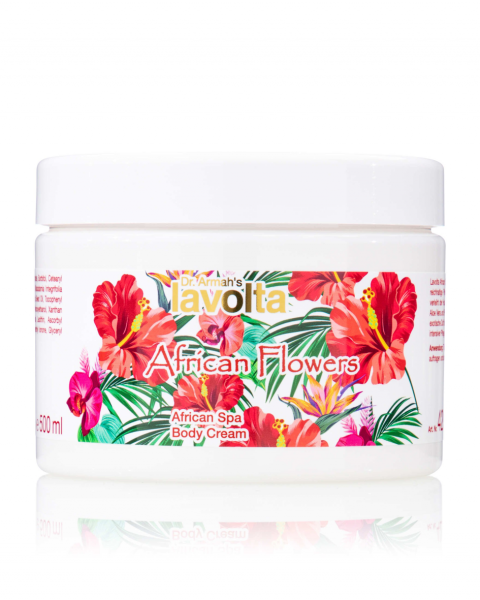 Body Cream African Flowers limitierte Edition 500ml