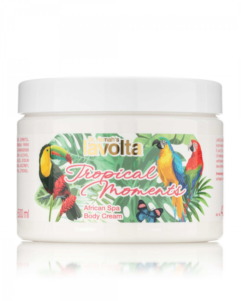 African Spa Bodycream Tropical Moments 500 ml