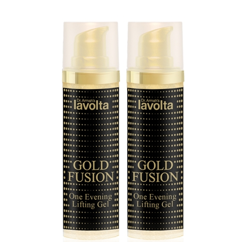 Gold Fusion Evening Lifting Gel DUO