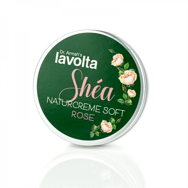 Lavolta Naturcreme Soft Rose 150 ml
