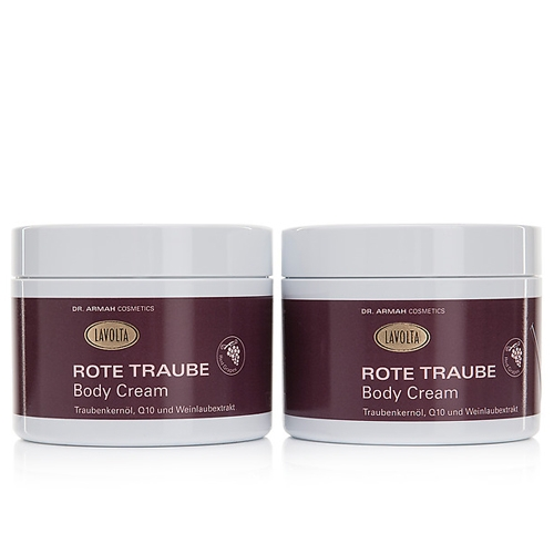 ROTE TRAUBE Body Cream Duo