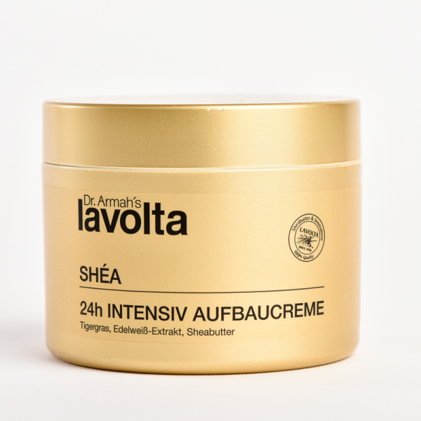 SHÉA 24h Intensiv Aufbaucreme Goldedition